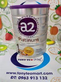 A2 Platium Infant Formula Stage 1 900g